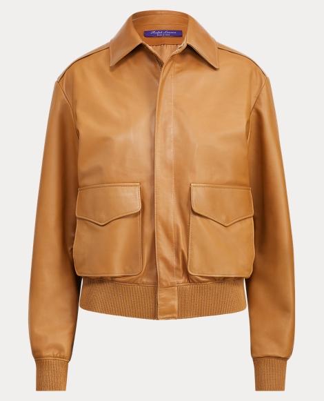 Cooper Leather Flight Jacket