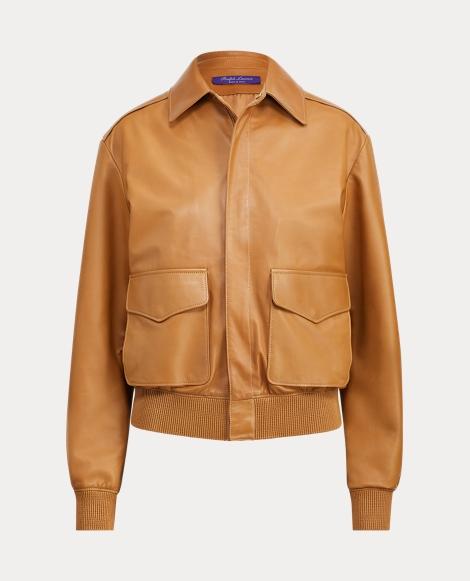 Cooper Leather Flight Jacket