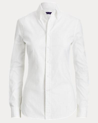 Cameron Cotton Oxford Shirt