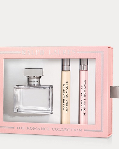 Romance Trilogy EDP Gift Set