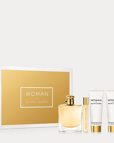 Woman Boxed 4-Piece Gift Set