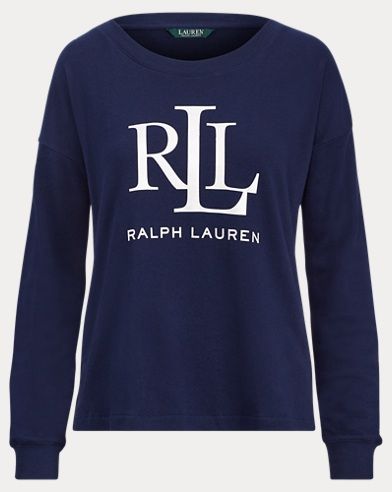 LRL French Terry Sweatshirt