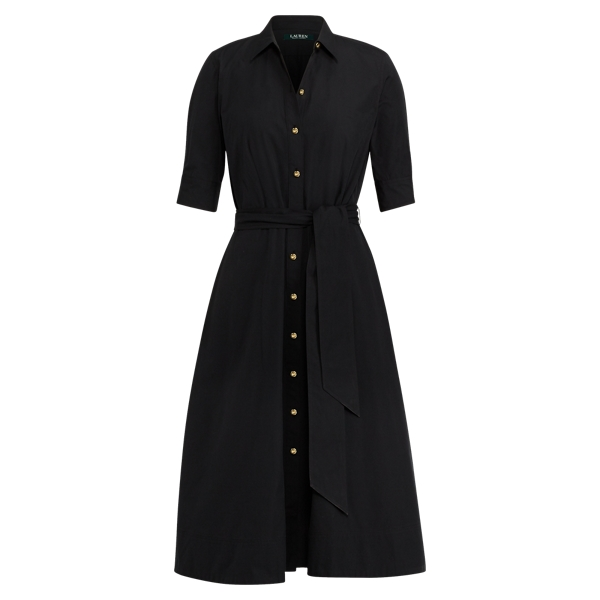 Cotton Poplin Shirtdress by Ralph Lauren