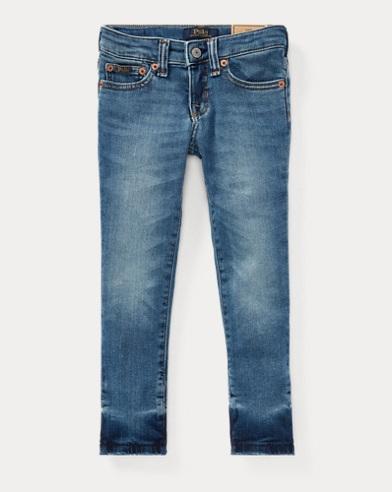 Tompkins Frayed Skinny Jean