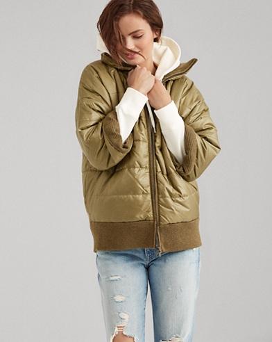 Taffeta Reversible Jacket