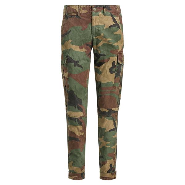Ralph Lauren Camo Twill Cargo Pant Camo Multi 2
