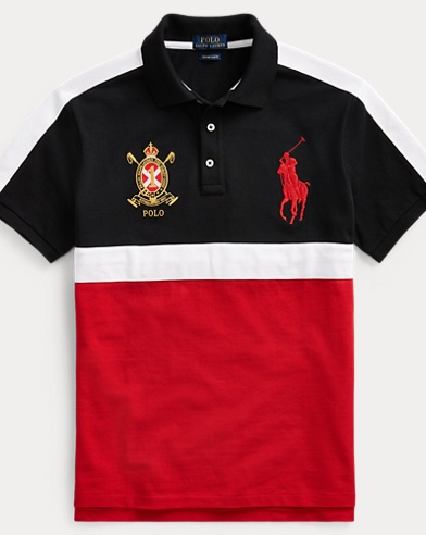 Classic Fit Mesh Polo Shirt. Take 30% off. Big \u0026 Tall