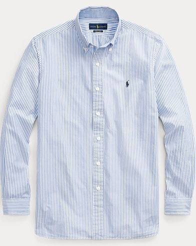 Classic Fit Cotton-Blend Shirt
