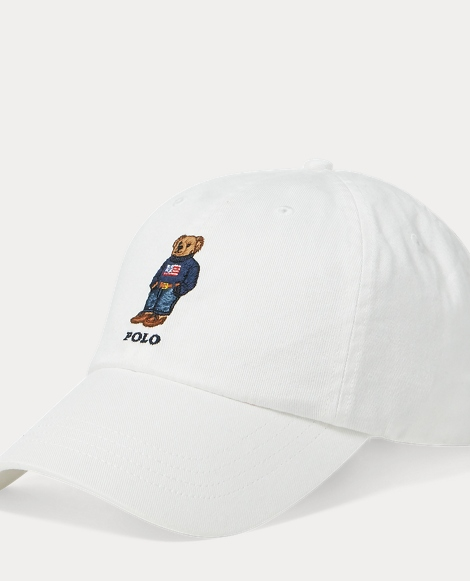Sweater Polo Bear Chino Cap