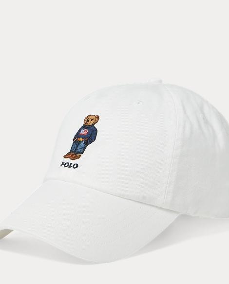 Sweater Polo Bear Chino Cap