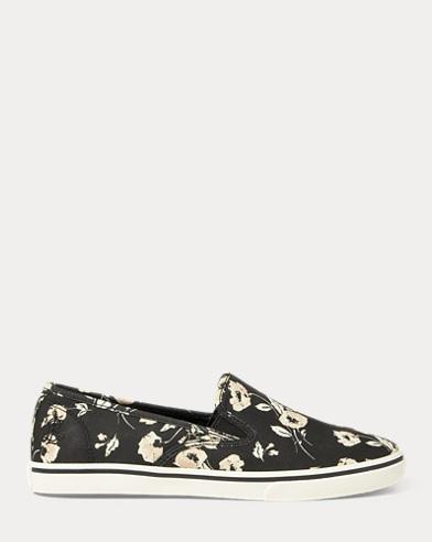 Janis Floral Slip-On Sneaker