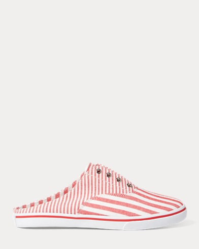 Jaida Striped Laceless Sneaker