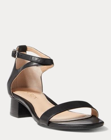 Betha Leather Sandal
