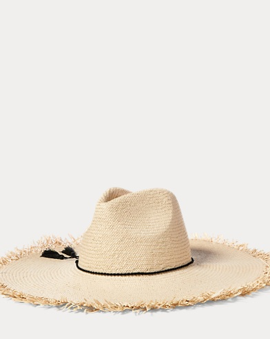 Tasseled Panama Hat