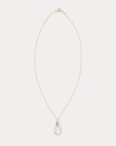 Knot Pendant Necklace
