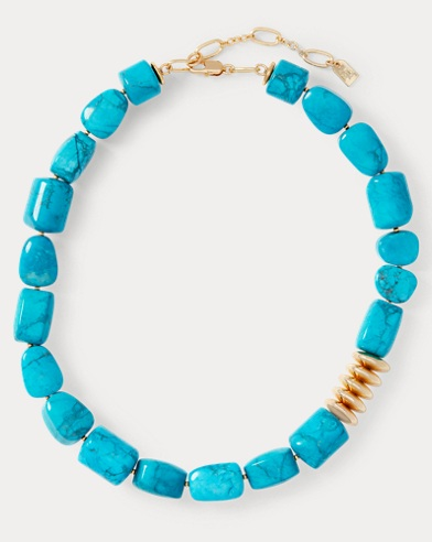 Beaded-Strand Necklace