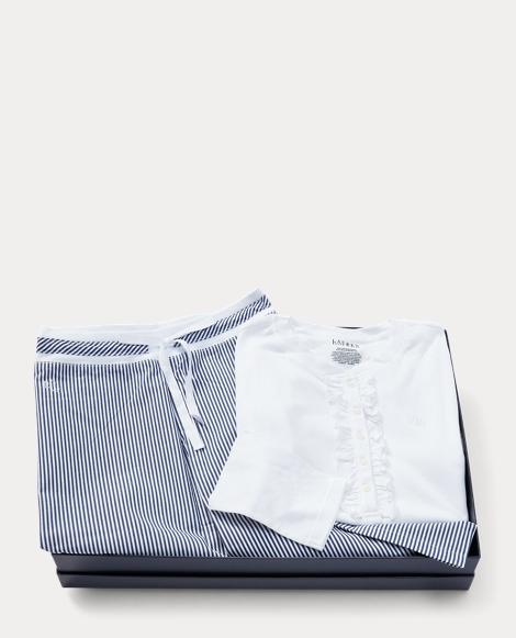 Sleep Henley & Pant Gift Set
