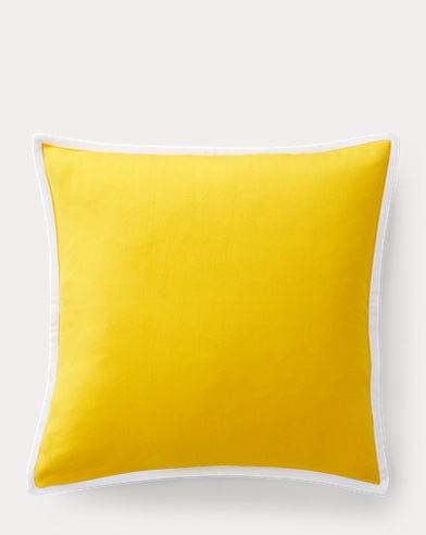 Isadora Cotton Throw Pillow