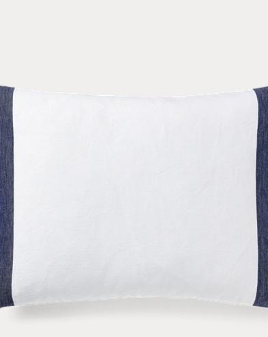 Nora Border Throw Pillow