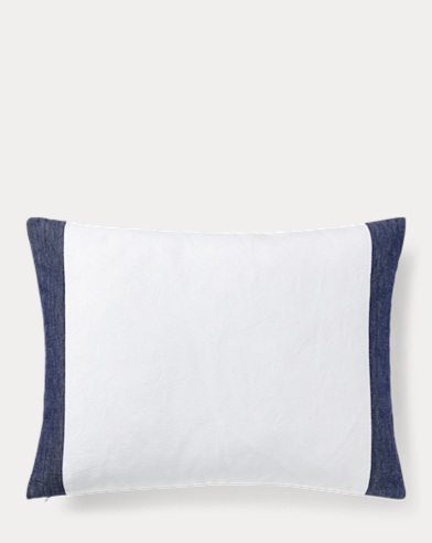Nora Border Throw Pillow