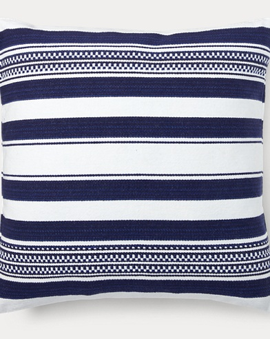 Nora Striped Throw Pillow