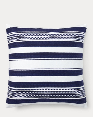 Nora Striped Throw Pillow