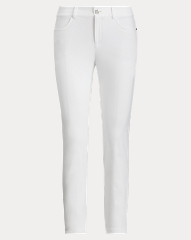 Stretch Cotton Twill Pant