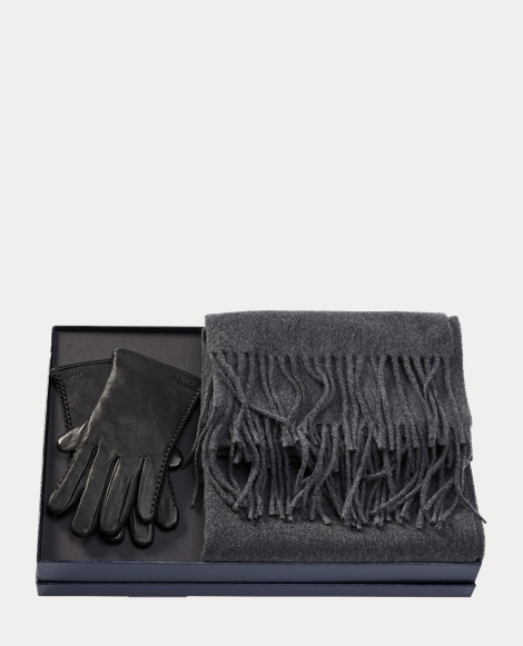 Glove & Muffler Gift Set