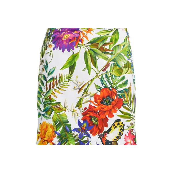Ralph Lauren Tropical Skort Tropical Floral 10