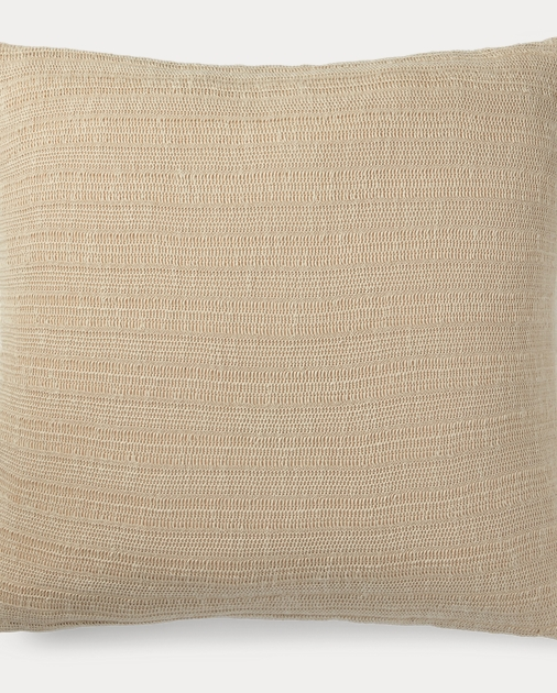 Kalin Pointelle Throw Pillow