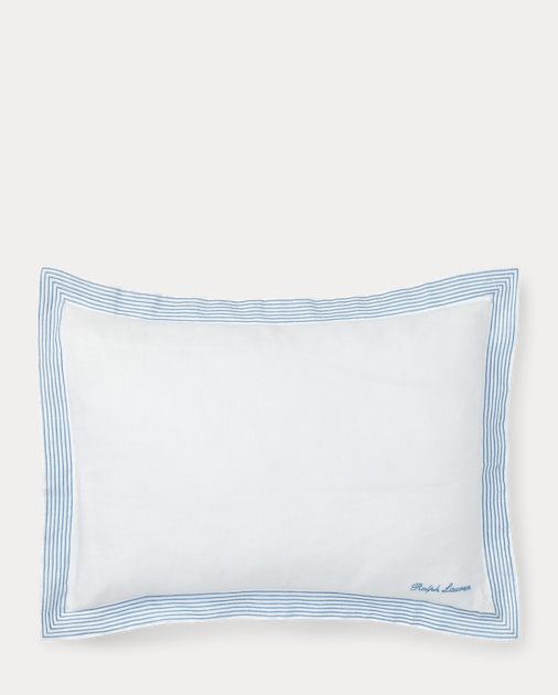 Fenton Linen Throw Pillow