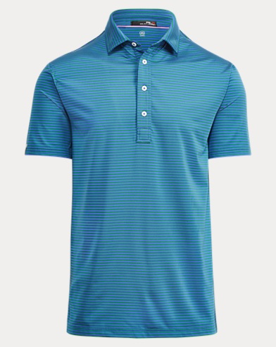 Active Fit Stretch Jersey Polo