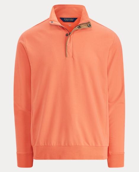 Cotton-Blend Pullover