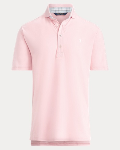 Active Fit Lisle Polo Shirt