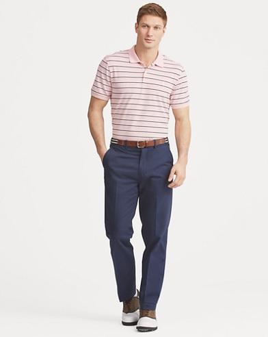 Classic Fit Cotton-Blend Pant
