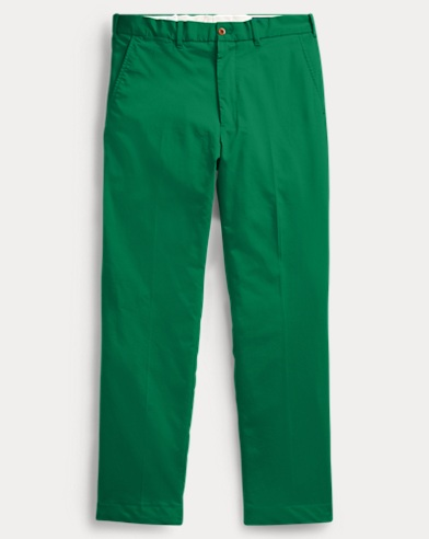 Classic Fit Cotton-Blend Pant
