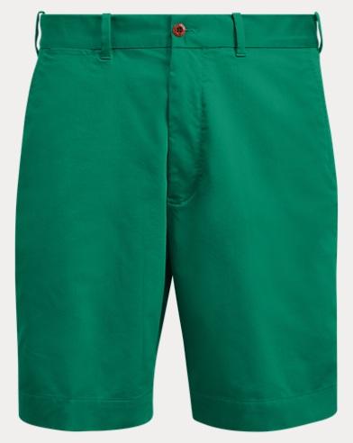 Classic Fit Cotton-Blend Short