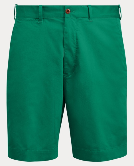 Classic Fit Cotton-Blend Short