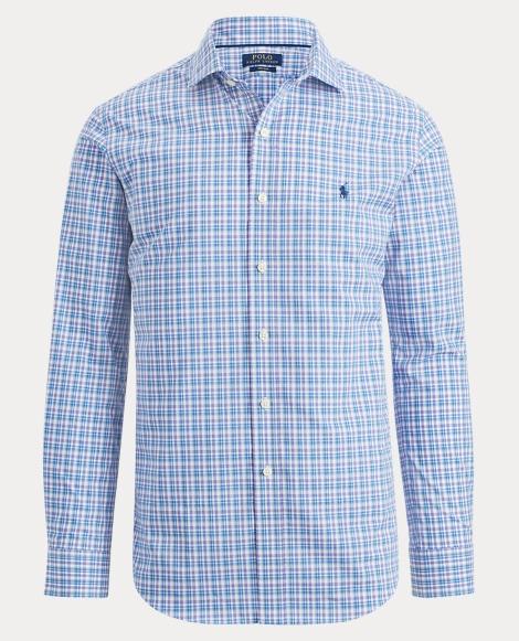 Easy Care Cotton Poplin Shirt