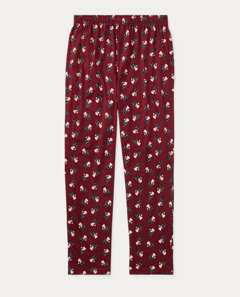 Polo Bear Slim Pajama Pant