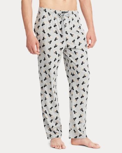 Polo Bear Slim Pajama Pant