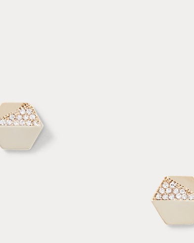 Hexagonal Brass Studs