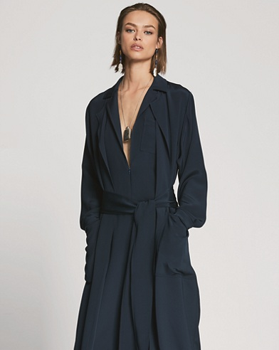 O'Reilly Silk Jumpsuit