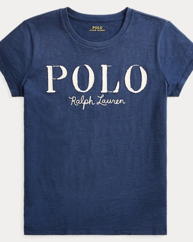 Polo Cotton Graphic T-Shirt