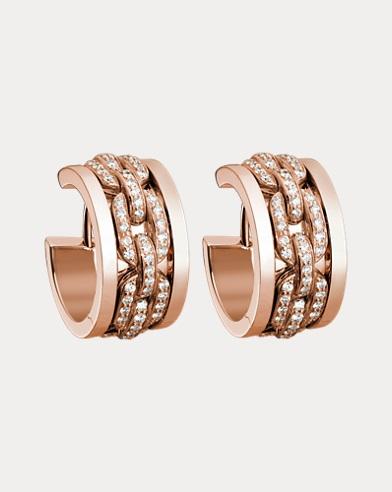 Pavé Diamond Earrings