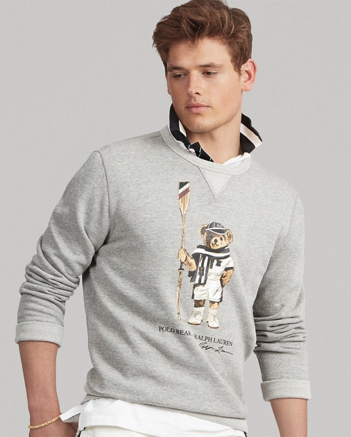 Polo Bear Fleece Sweatshirt by Ralph Lauren