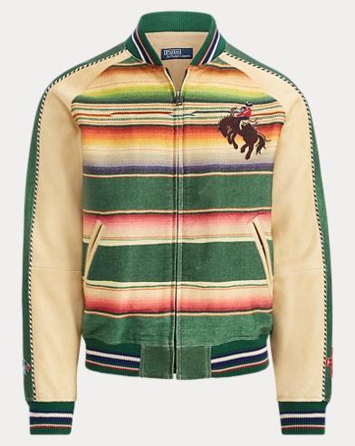 Serape Souvenir Jacket