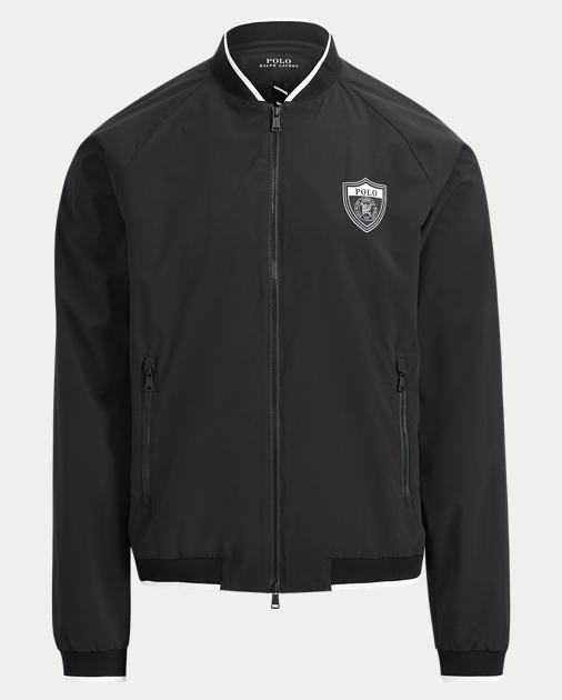 P Wing Bomber Jacket by Ralph Lauren