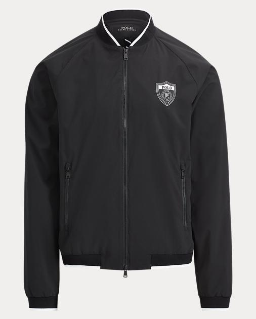 P Wing Bomber Jacket by Ralph Lauren