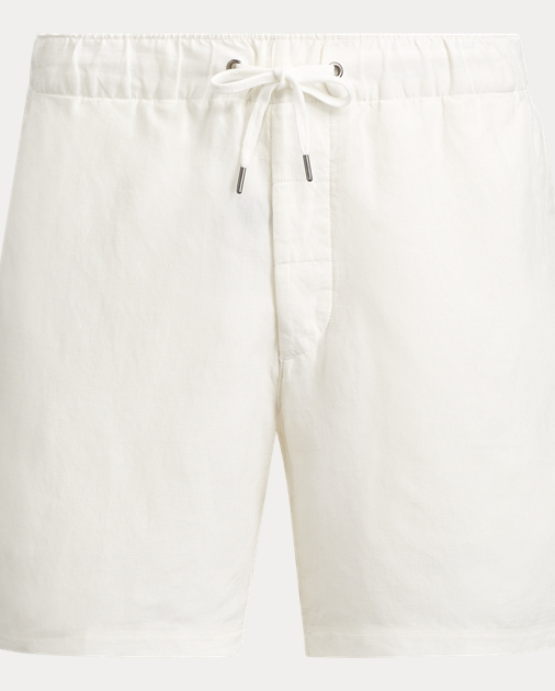 Classic Fit Linen Silk Short by Ralph Lauren